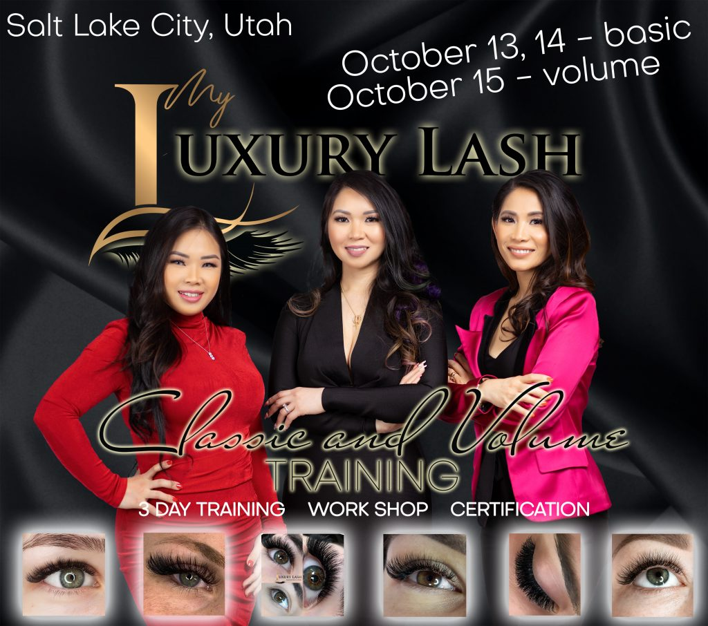 Classic and Volume - Salt Lake City UT -October 13 -15