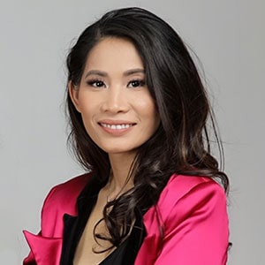 huong wang of my luxury lash