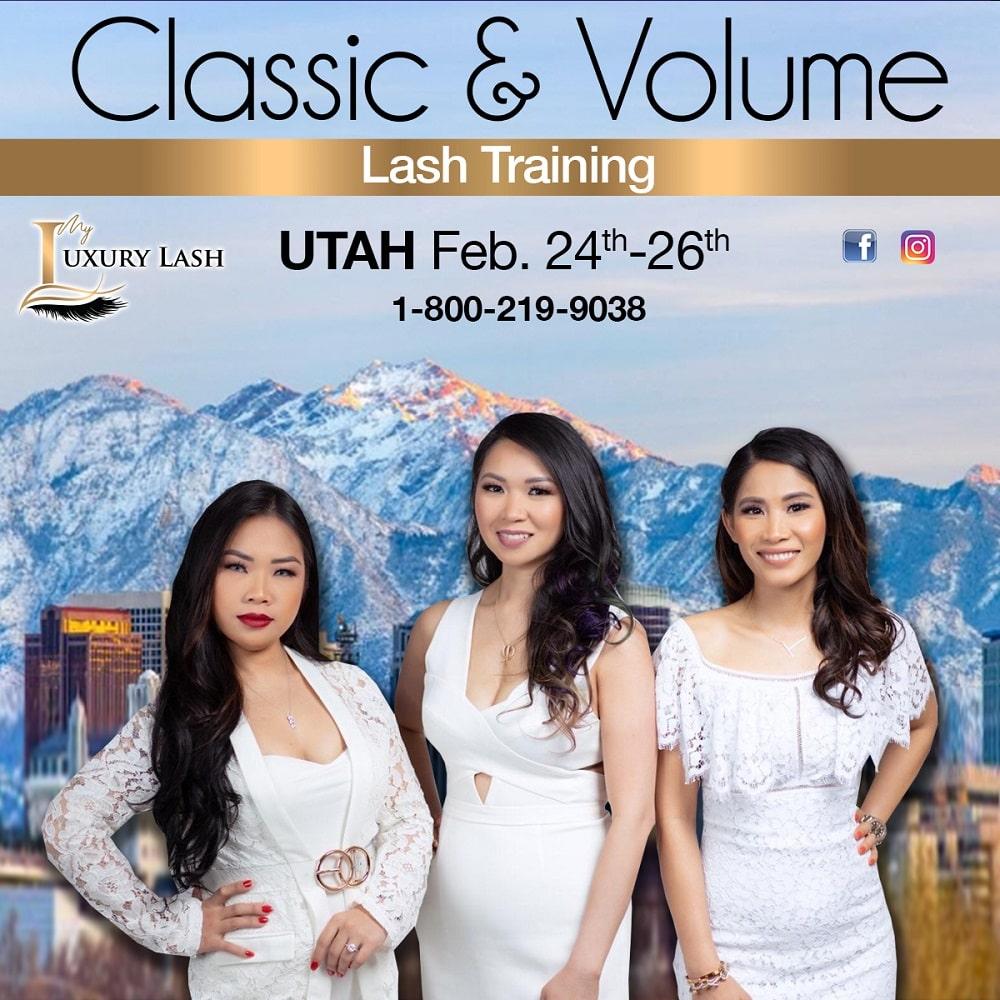 classic and volume training utah february 24-26