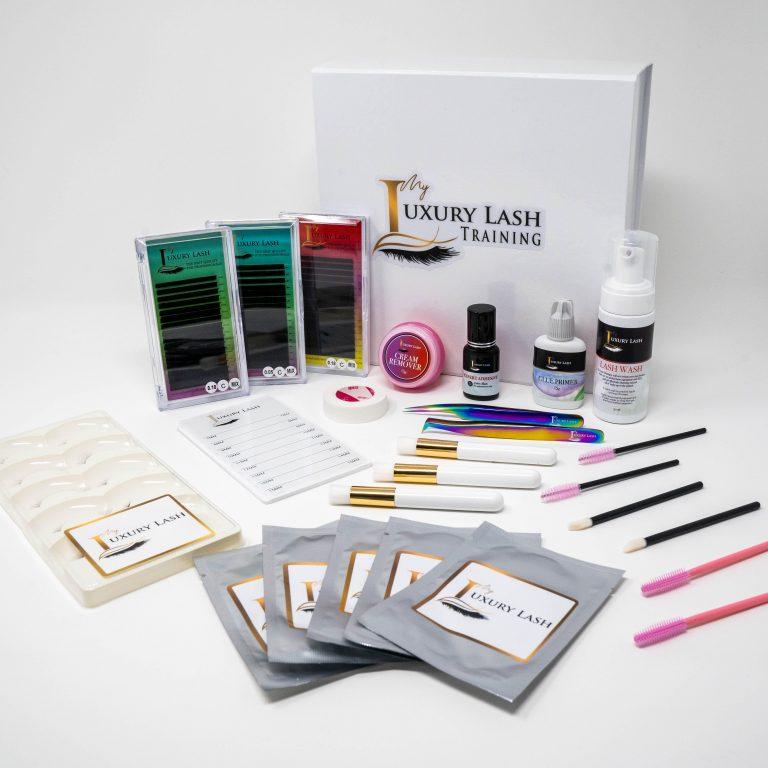 lash student free kit