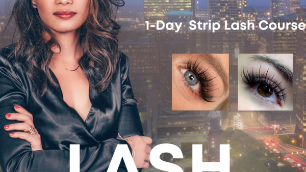 strip lash course