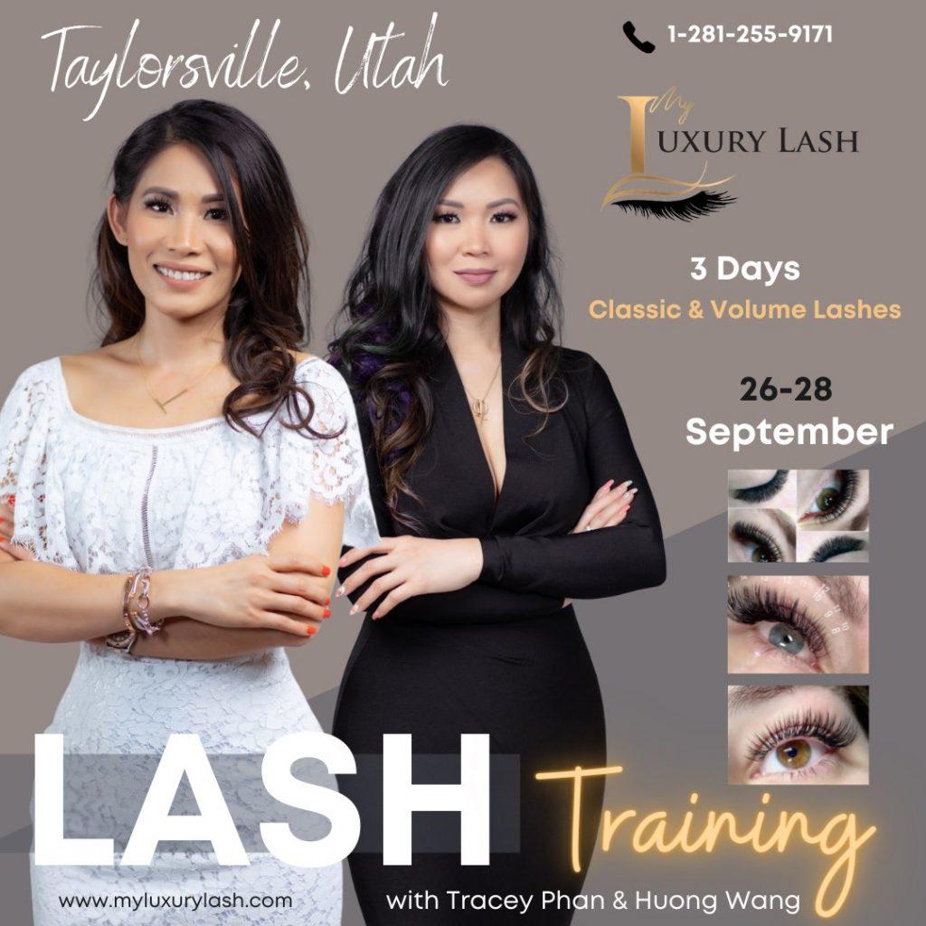 utah lash training