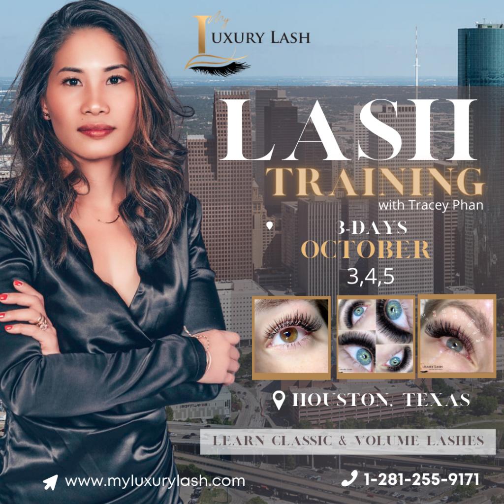 HOUSTON LASH CLASS OCTOBER